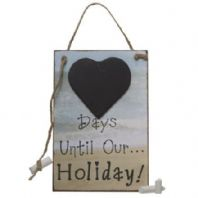 Holiday Countdown Memo Board